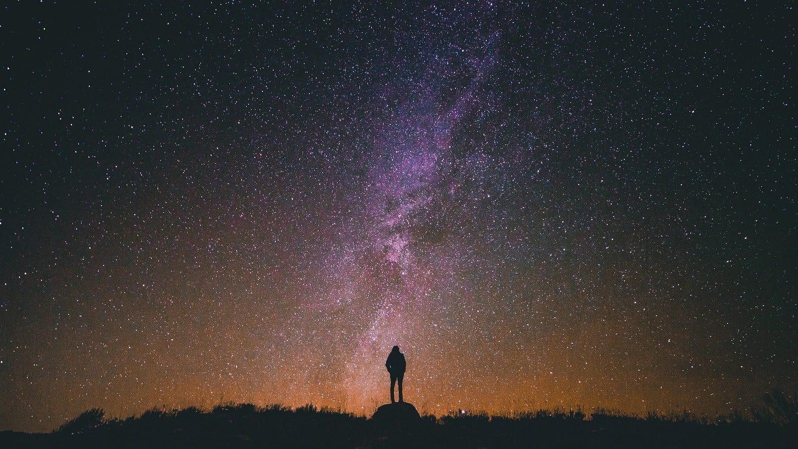Mirando el cielo looking at the sky - 1 part 3