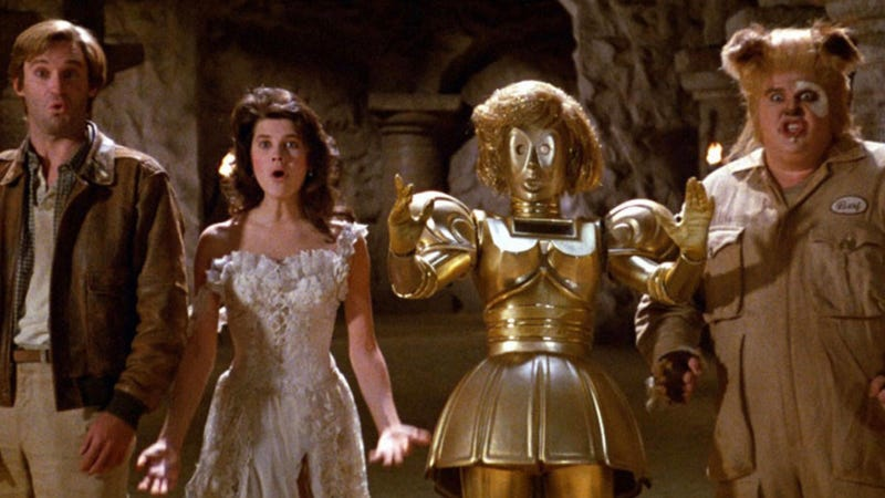 Mel Brooks' Spaceballs is coming to Amazon and Hulu this month.