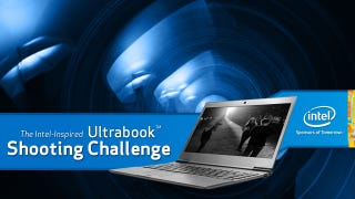 Illustration for article titled Get Ready to Go Around the World with the Intel-Inspired Ultrabook™ Shooting Challenge