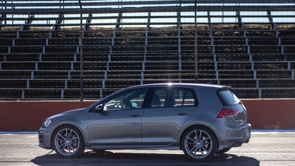 The Volkswagen Golf R Is Worth It