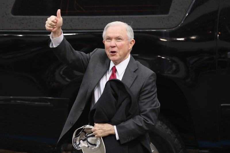 Attorney General Jeff Sessions (Patrick Smith/Getty Images)