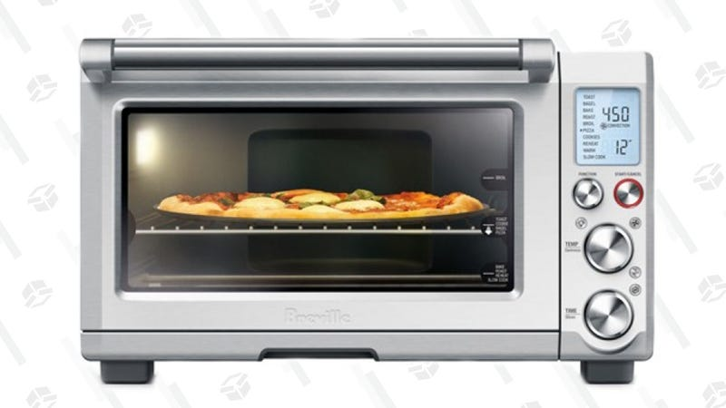 Breville  Smart Oven Pro Convection Toaster Oven with Element IQ | $200 | Amazon