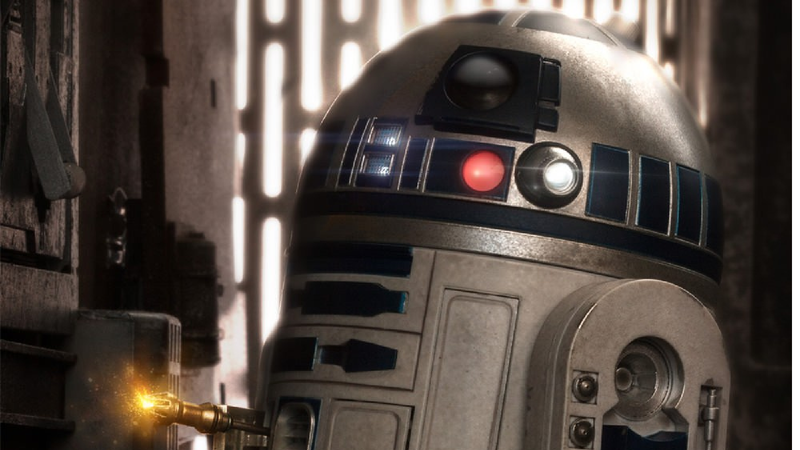 Star Wars' R2-D2 auctioned for US$2.8m