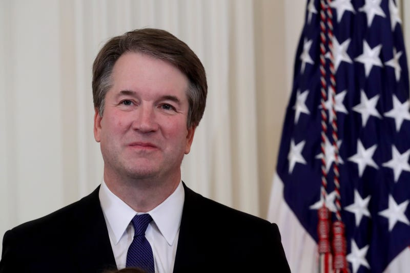 Illustration for article titled Brett Kavanaugh Belonged to a Frat That Once Chanted 'No Means Yes, And Yes Means Anal'
