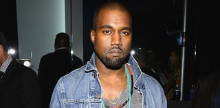 Kanye West (Larry Busacca/Getty Images)