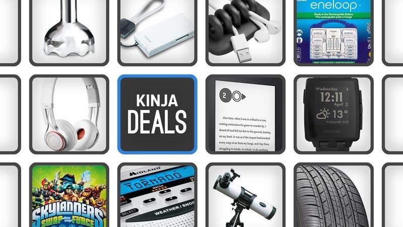 Illustration for article titled The Best Deals for October 2, 2014