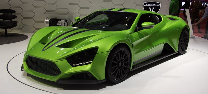 You'll Soon Be Able To Buy A $1.8 Million Zenvo ST1 In America