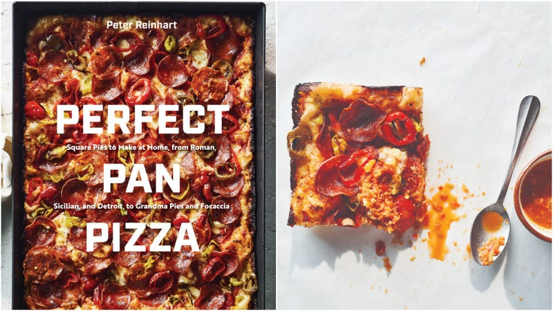 Illustration for article titled What's better than Detroit-style pan pizza? Having a guru help you make it from scratch