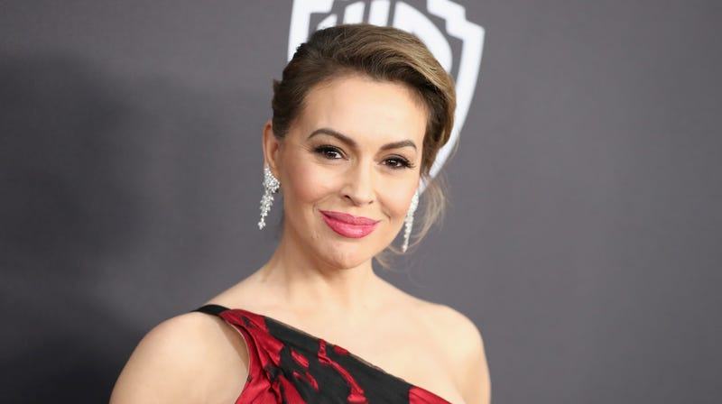 Illustration for article titled Alyssa Milano calls for a sex strike to protest Georgia's oppressive new abortion law
