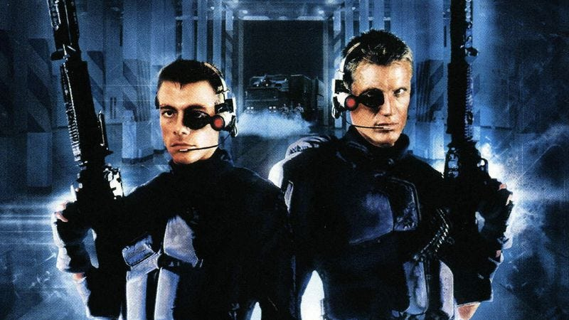 Illustration for article titled Universal Soldier returning again, this time as a TV series