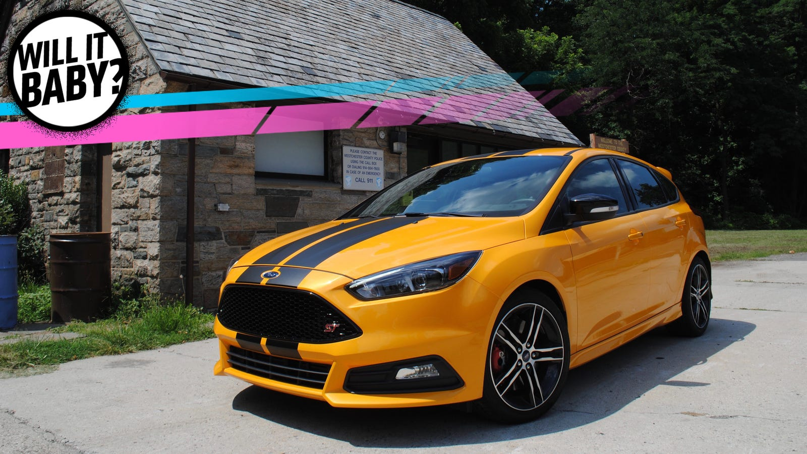 2016 ford focus st will it baby. Black Bedroom Furniture Sets. Home Design Ideas