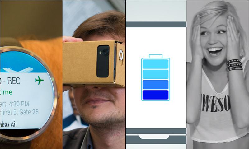 Illustration for article titled Android L, Moto 360, reactores y bofetadas, lo mejor de la semana