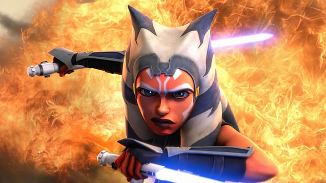 Report: We Might Know the Premiere Date for the Seventh Season of Star Wars: The Clone Wars