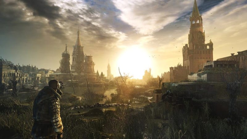 Illustration for article titled Metro: Last Light Is At Its Best As A Stealth Game