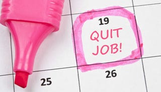 Illustration for article titled Take This Job and Shove It: Epic Quitting Stories