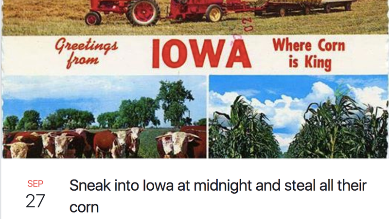 Illustration for article titled A Battle Over the Safety of Iowa's Corn Is Unfolding on Facebook