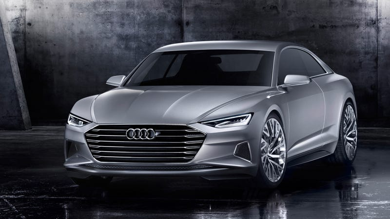 Illustration for article titled The Audi Prologue Concept Is An A9 Waiting To Happen