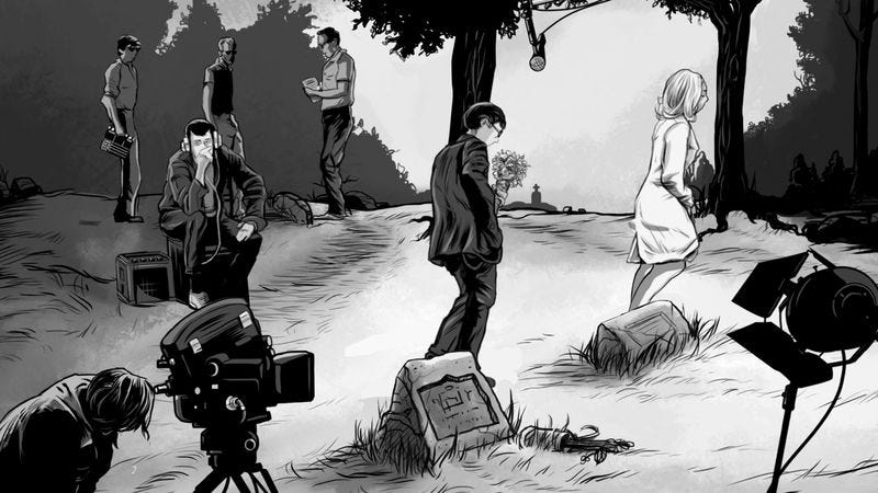Illustration for article titled Birth Of The Living Dead