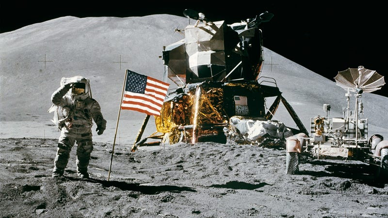 American Astronauts Are Going Back to the Moon