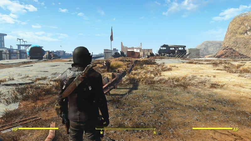 Fallout New Vegas Base Building Mod