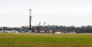 Illustration for article titled Hundreds of Earthquakes In Ohio Linked To Fracking