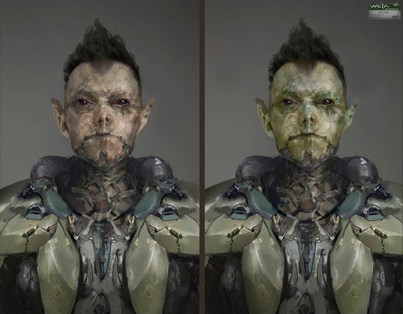 Illustration for article titled The Green Goblin Could Have Been Terrifying In Amazing Spider-Man 2