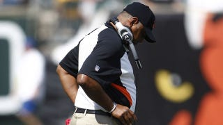 Illustration for article titled Marvin Lewis Guarantees A Victory Over The Bills This Week, Because Why The Hell Not?