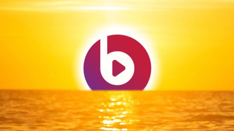 Illustration for article titled Apple is probably, maybe shutting down Beats Music
