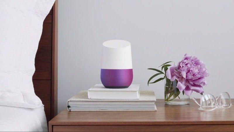 Illustration for article titled Estas son todas las nuevas cosas que podrás hacer en casa con Google Home