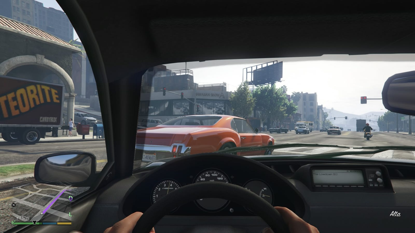 GTA V's Car Crashes Are Almost Too Realistic