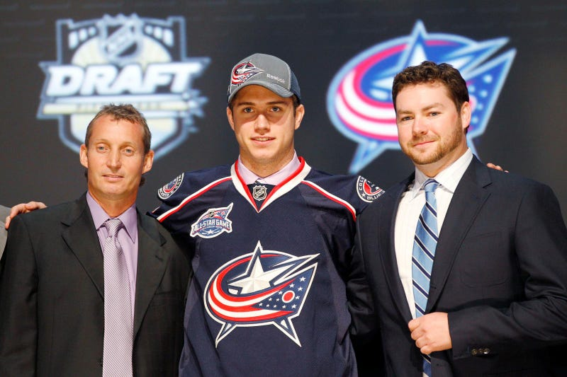 Illustration for article titled The Blue Jackets Turned Down The Islanders' Entire Draft For Their No. 2 Pick