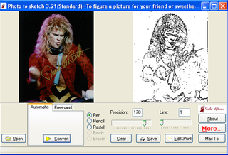 Illustration for article titled Download of the Day: Convert photos with Photo to Sketch