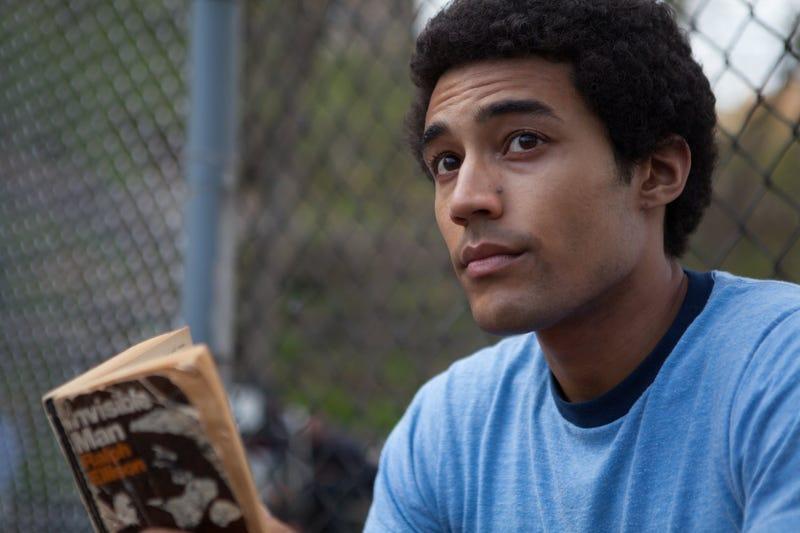 Devon Terrell as Barack Obama in the film BarryIMDB