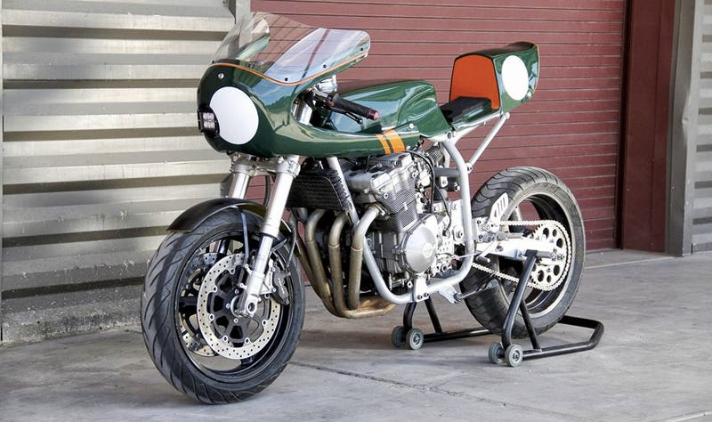 This company wants to make kit motorcycles you assemble at home image moto8ight solutioingenieria Images