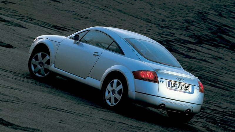 why the audi tt is the next great future classic. Black Bedroom Furniture Sets. Home Design Ideas