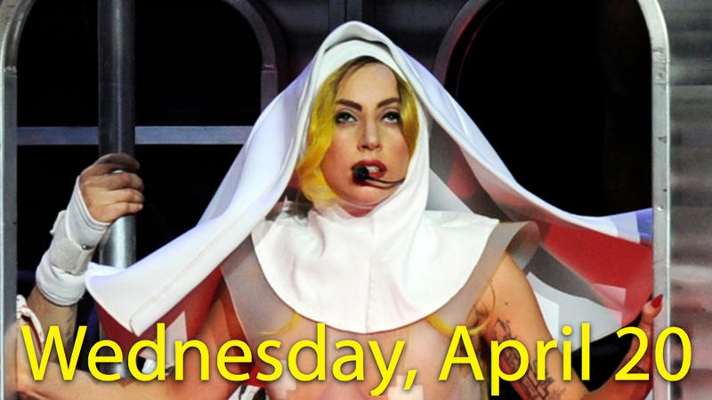 """Illustration for article titled Lady Gaga Feuds With Weird Al, Calls Madonna Comparisons """"Retarded"""""""
