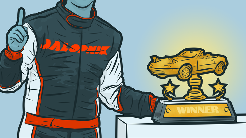 Illustration for article titled Jalopnik Recognized with New York Press Club Award