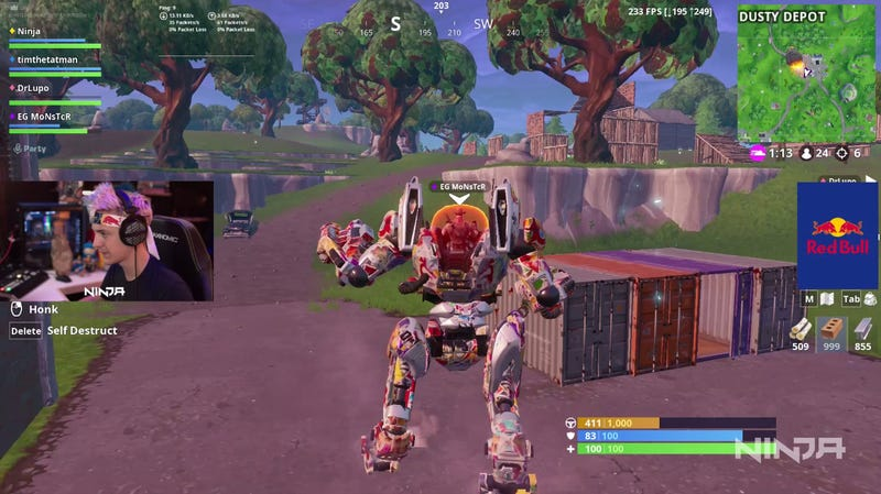 What Mixer Has That Twitch Doesn't (Besides Ninja)