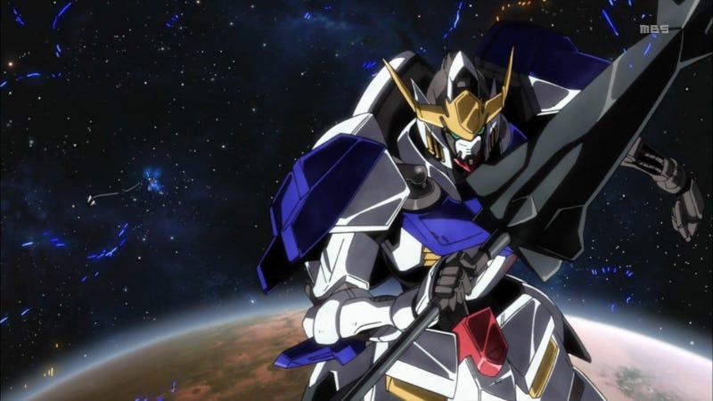 Illustration for article titled Gundam: Iron-Blooded OrphansImpressions - Episode 5
