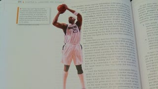 Illustration for article titled Erick Dampier Is Literally A Textbook Example Of Irrational Behavior