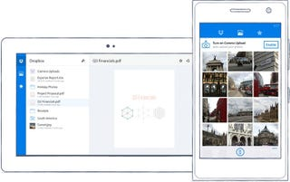 Illustration for article titled Dropbox es el mejor ejemplo del peor problema de Windows Phone