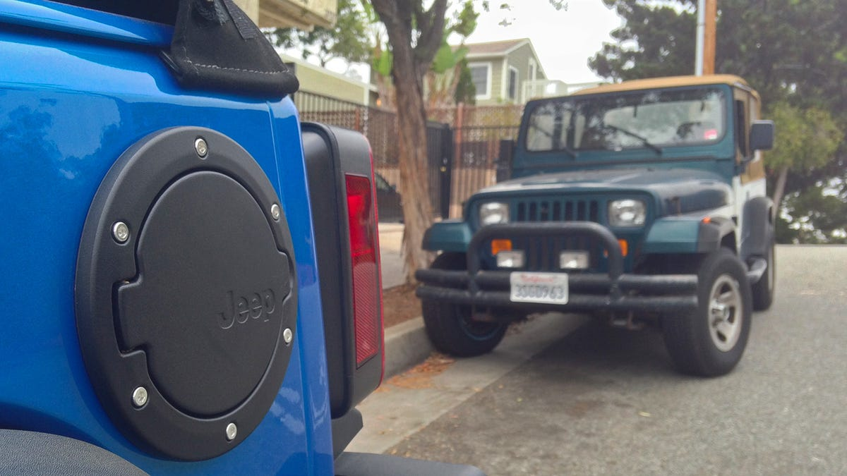 The Jeep Wrangler Is Unapologetically Bad And Thats What Makes It Great Tj Rubicon Fuse Box
