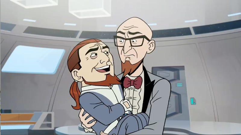 Illustration for article titled The Venture Bros. Just. Changed. Everything. (Again.)