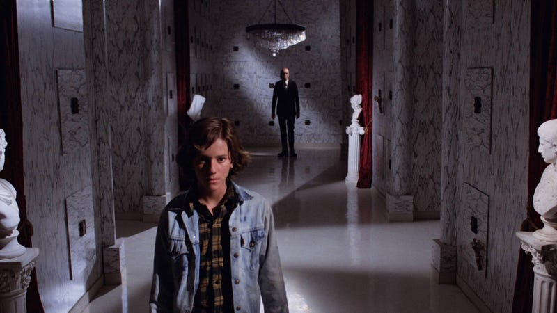 A scene from the 1979 Phantasm.