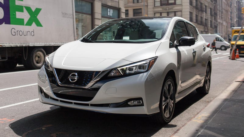 What Do You Want to Know About the 2019 Nissan Leaf Plus?