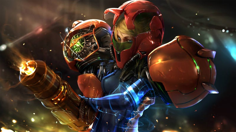 Illustration for article titled Nyren's Corner: If Bandai Namco is Developing Metroid Prime 4, Then I'm on Board