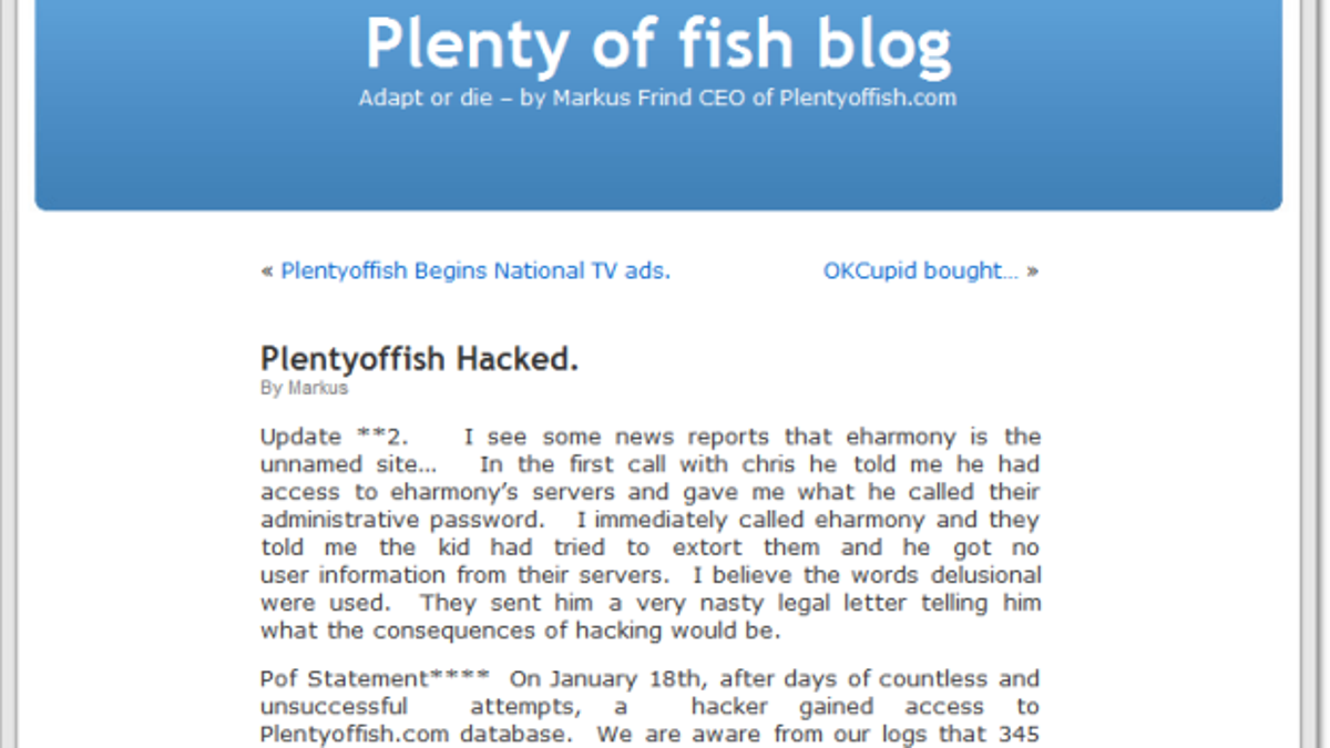 good plenty of fish usernames