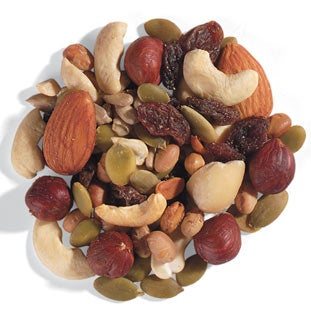 Illustration for article titled Trail mix recipes?