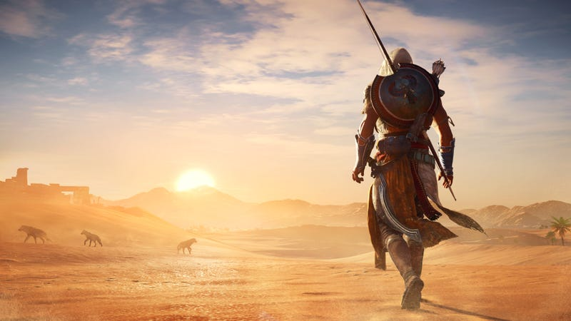 Screenshot: Assassin's Creed Origins/Ubisoft