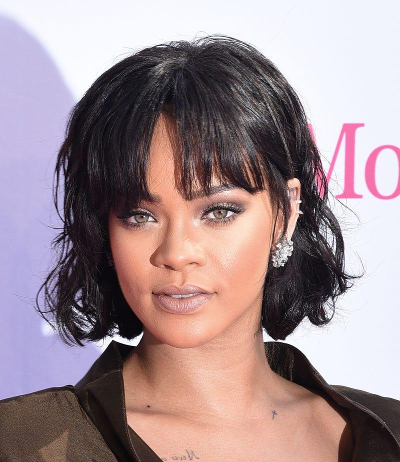 Rihanna  C. Flanigan/Getty Images